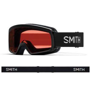 Gogle SMITH Rascal Black RC36 Mirror 2022