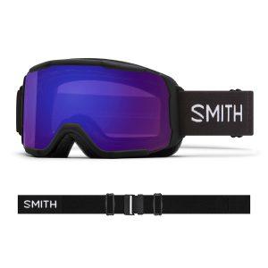 Gogle Smith Showcase OTG Black ChromaPop Everyday Violet Mirror 2022