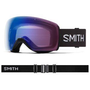 Gogle SMITH Skyline XL Black ChromaPop Photochromic Rose Flash 2022