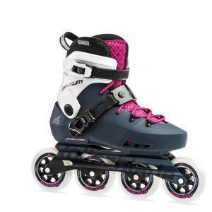 rolki rollerblade maxxum edge 90 w raspberry saphire 2020
