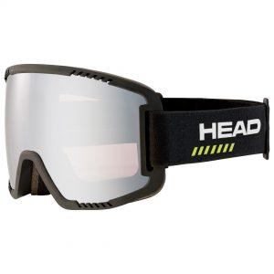 Gogle Head CONTEX PRO 5K RACE chrome black + Spare Lens 2022