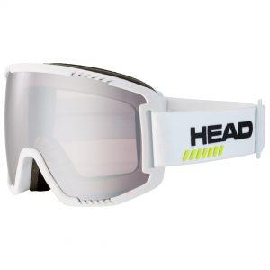 Gogle Head CONTEX PRO 5K RACE chrome white + Spare Lens 2022