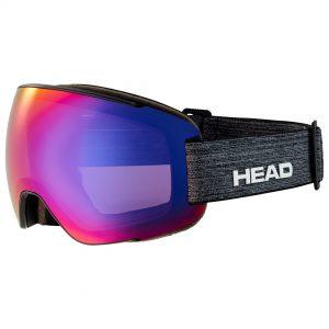 Gogle Head MAGNIFY 5K red melange + Spare Lens 2022