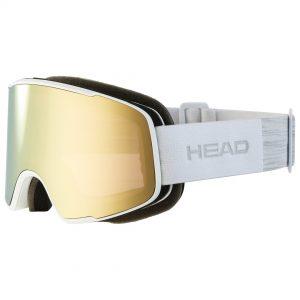 Gogle HEAD HORIZON 2.0 5K gold white + Spare Lens 2022