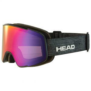 Gogle HEAD HORIZON 2.0 5K red melange 2022
