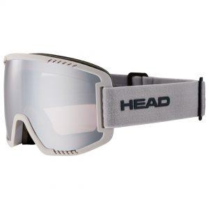 Gogle Head CONTEX PRO 5K chrome grey 2022