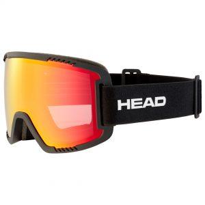 Gogle Head CONTEX red black 2022