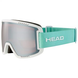 Gogle Head CONTEX silver turquoise 2022