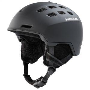 Kask HEAD REV Black 2022