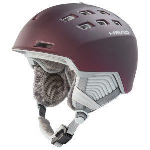 Kask HEAD RITA burgundy 2022