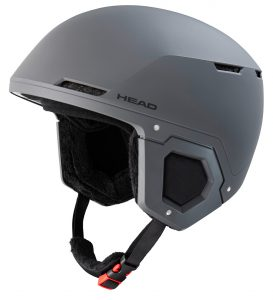 Kask HEAD COMPACT anthracite 2022