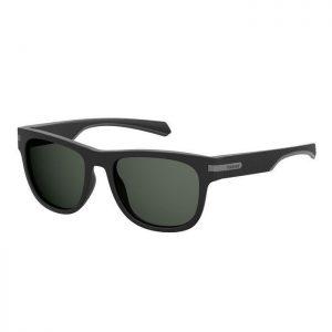 okulary polaroid pld 2065 S matte black grey 20102600354M9