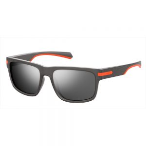 okulary polaroid pld 2066 S matte grey