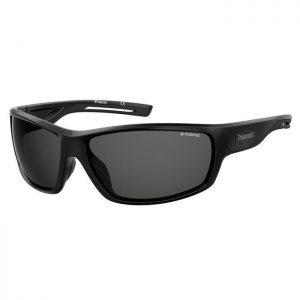 okulary polaroid pld 7029 S black grey