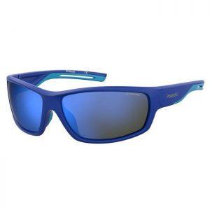 okulary polaroid pld 7029 S blue