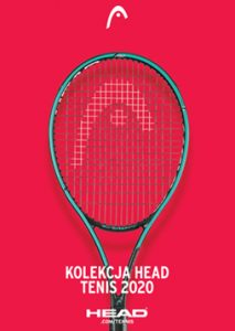 Katalog Head tenis 2020