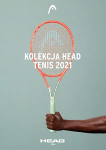 Head katalog tenis 2021