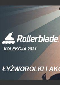 Katalog Rollerblade rolki 2021