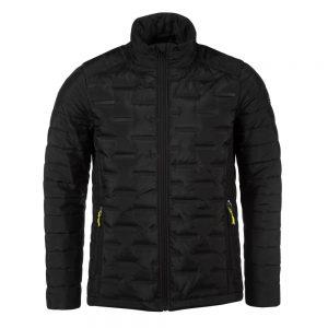 kurtka fischer insulation jacket FLACHAU black