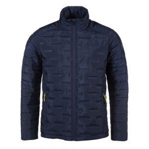 kurtka fischer insulation jacket FLACHAU navy
