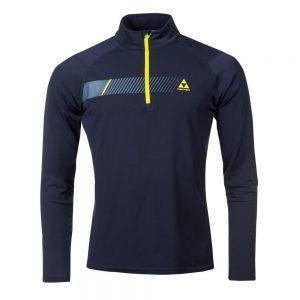 bluz fischer midlayer shirt KAPRUN navy