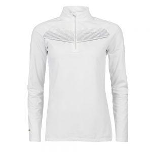 bluza fischer GOING skishirt white