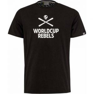 t-shirt head race t-shirt junior black 2022