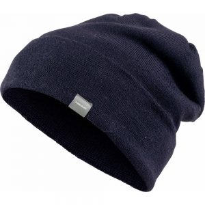 czapka head snow beanie dark blue 2022