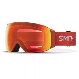 Gogle Smith I/O Mag Clay Red Landscape ChromaPop Everyday Red Mirror + ChromaPop Storm Yellow Flash 2022