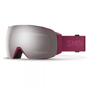 Gogle Smith I/O Mag Merlot ChromaPop Sun Platinum Mirror + ChromaPop Storm Rose Flash 2022
