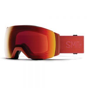 Gogle Smith I/O Mag XL Clay Red ChromaPop Sun Red Mirror + ChromaPop Storm Yellow Flash 2022