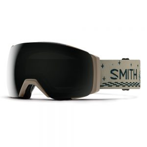 Gogle Smith I/O Mag XL Limestone Vibes ChromaPop Sun Black + ChromaPop Storm Rose Flash 2022