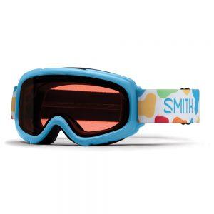 Gogle SMITH Gambler Snorkel Marker Shapes RC36 Mirror 2022
