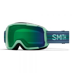 Gogle SMITH GROM Bermuda Stripes ChromaPop Everyday Green Mirror 2022
