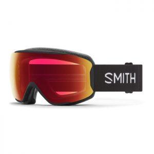 Gogle Smith Moment Black ChromaPop Photochromic Red Mirror 2022
