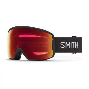 Gogle Smith Proxy Black ChromaPop Photochromic Red Mirror 2022