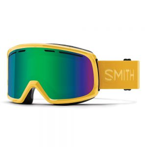 Gogle SMITH Range Citrine Green Sol-X Mirror 2022
