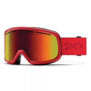 Gogle SMITH Range Lava Red Sol-X Mirror 2022
