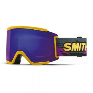 Gogle SMITH SQUAD XL Citrine Archive ChromaPop Everyday Violet Mirror + ChromaPop Storm Yellow Flash 2022