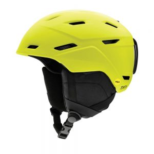 Kask SMITH Mission MIPS Matte Neon Yellow 2022