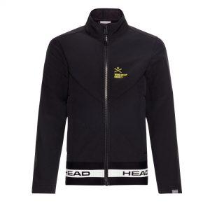 kurtka Head 826840 RACE Jacket JR BK